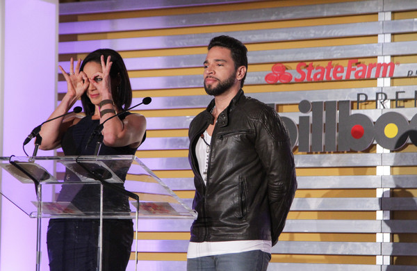 Billboard Latin Finalists Nominations Press Conference