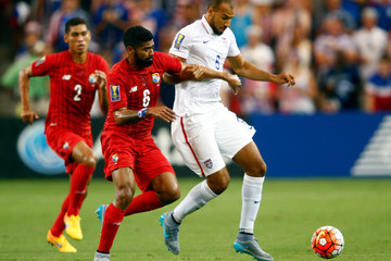 Gabriel Gomez Panama v United States: Group A - 2015 CONCACAF Gold Cup