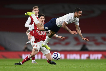 Gabriel Jesus European Best Pictures Of The Day - February 22