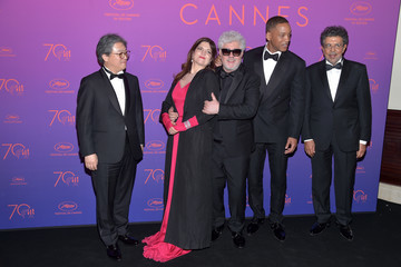 Gabriel Yared Opening Gala Dinner Arrivals - The 70th Annual Cannes Film Festival