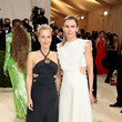 Gabriela Hearst The 2021 Met Gala Celebrating In America: A Lexicon Of Fashion - Arrivals