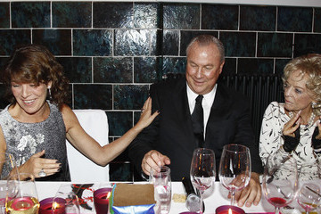 "Gabriele Henkel Montblanc Hosts ""Voluptuous Panic"" Robert Wilson 70th Birthday Dinner"