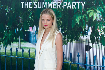 Gabriella Wilde The Serpentine Gallery Summer Party