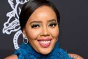 Angela Simmons arrives at the Angel Ball 2019 hosted by Gabrielle's Angel Foundation at Cipriani Wall Street on October 28, 2019 in New York City.