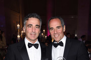 Avery Lipman and Monte Lipman attend the 2018 Angel Ball hosted by Gabrielle's Angel Foundation at Cipriani Wall Street on October 22, 2018 in New York City.