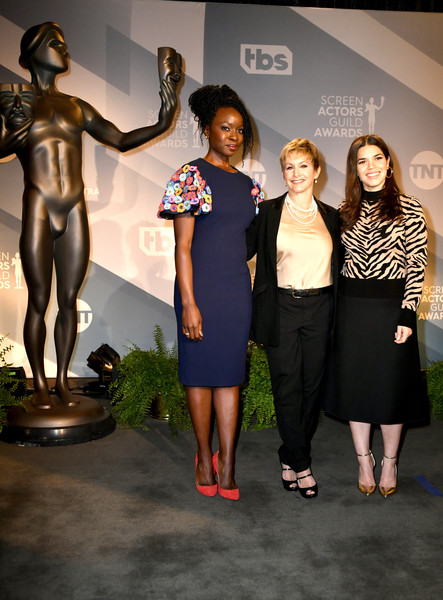 26th Annual Screen Actors Guild Awards Nominations Announcement