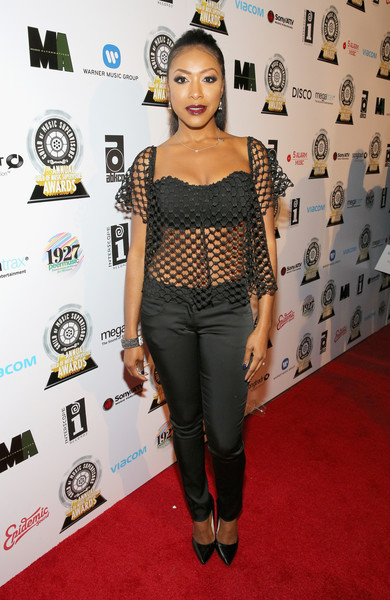 Gabrielle Dennis Photos Photos - The 7th Annual Guild Of Music