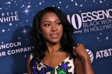 Gabrielle Dennis Essence Black Women In Hollywood Awards - Red Carpet