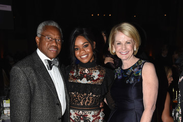 Gabrielle Douglas The Women's Sports Foundation's 38th Annual Salute to Women in Sports Awards Gala - Inside