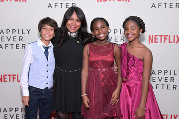 Gabrielle Manning Netflix's 'Nappily Ever After' Special Screening