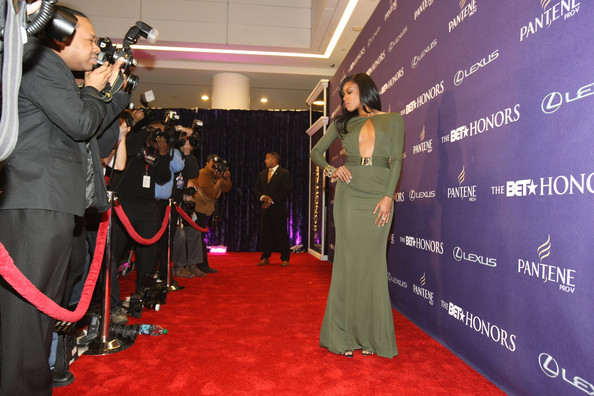 Gabrielle Union - BET Honors 2013: Red Carpet Presented By Pantene