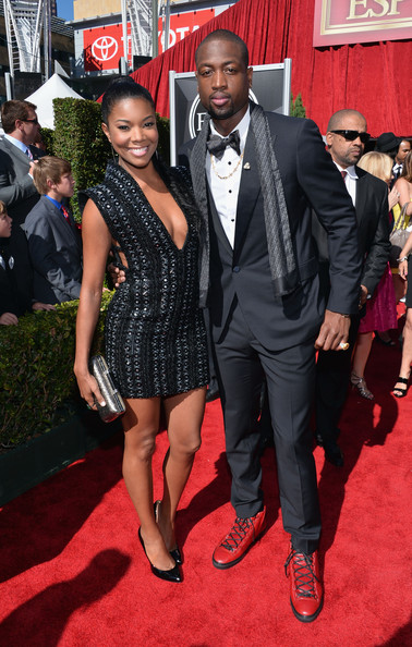 Red Carpet Arrivals at the ESPY Awards
