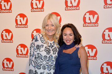 Gaby Roslin TV Choice Awards - Red Carpet Arrivals