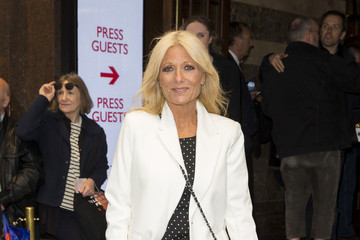 Gaby Roslin Chess The Musical Press Night - Arrivals
