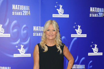 Gaby Roslin National Lottery Awards - Arrivals