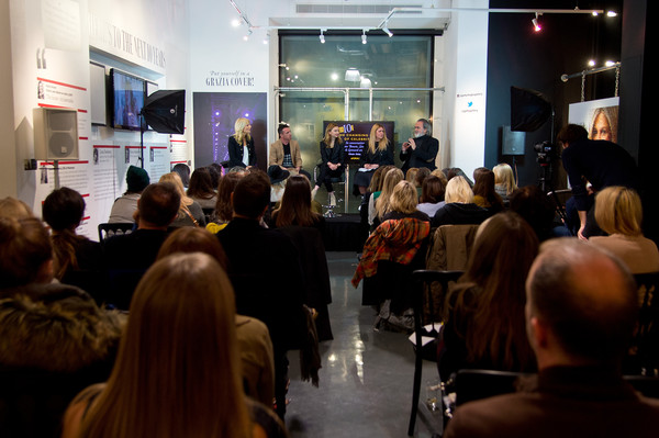 #Grazia10 Talk: 'The Changing Face of Celebrity'