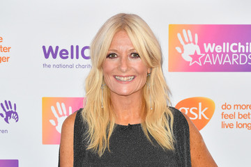 Gaby Roslin The Duke And Duchess Of Sussex Attend The WellChild Awards