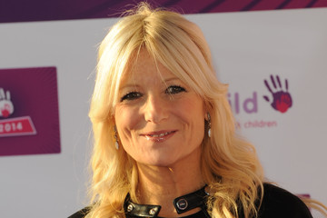 Gaby Roslin Arrivals at the WellChild Awards
