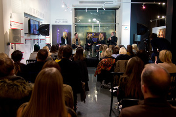 Gaby Roslin #Grazia10 Talk: 'The Changing Face of Celebrity'