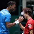 Gael Monfils 2019 Davis Cup - Day Two