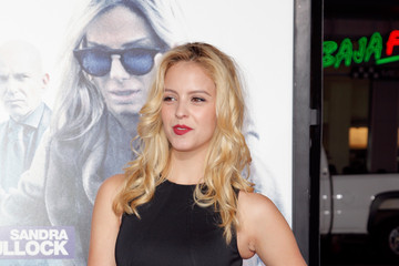 Gage Golightly Premiere of Warner Bros. Pictures' 'Our Brand Is Crisis' - Arrivals