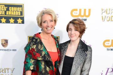 Gaia Wise Arrivals at the Critics' Choice Awards — Part 2