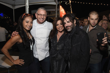 Gail Kim Blue Moon Burger Bash Presented By Pat LaFrieda Meats Hosted By Rachael Ray - New York City Wine & Food Festival