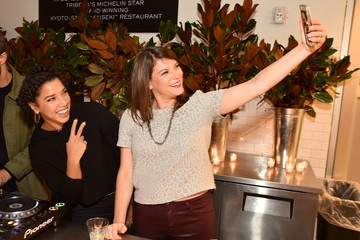 Gail Simmons Food Network & Cooking Channel New York City Wine & Food Festival