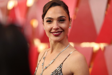Gal Gadot 90th Annual Academy Awards - Red Carpet