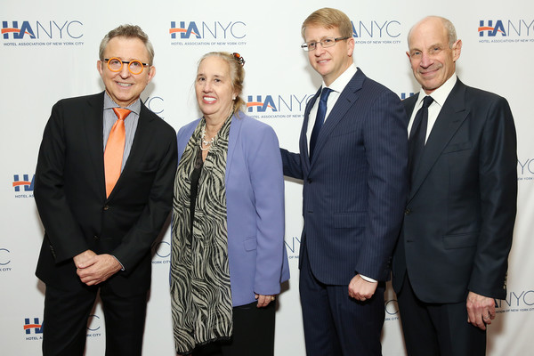 Hotel Association Of New York City  Hosts The 'Red Carpet Hospitality Gala,' With Special Live Performance From Veteran Broadway Actress Ashley Brown