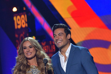 Galilea Montijo Univision's 13th Edition Of Premios Juventud Youth Awards - Show