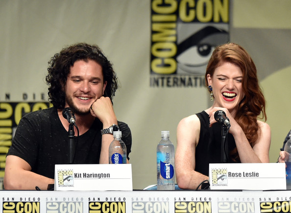 The Hottest Couples at Comic-Con 2014