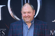 """Mark Addy attends the """"Game Of Thrones"""" Season 8 Premiere on April 03, 2019 in New York City."""