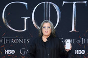 """Rosie O'Donnell attends the """"Game Of Thrones"""" Season 8 Premiere on April 03, 2019 in New York City."""