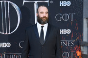 """Rory McCann attends the """"Game Of Thrones"""" Season 8 Premiere on April 03, 2019 in New York City."""