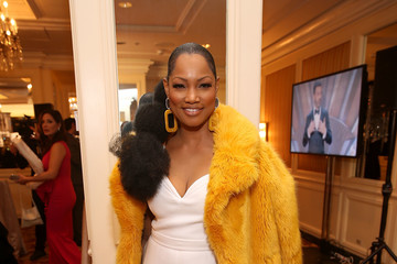 Garcelle Beauvais Byron Allen's Oscar Gala Viewing Party To Support The Children's Hospital Los Angeles - Inside