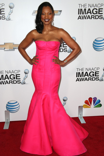 Garcelle Beauvais - 44th NAACP Image Awards - Arrivals