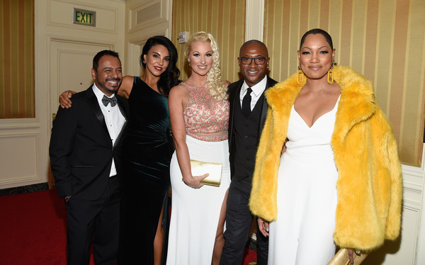 Byron Allen's Oscar Gala Viewing Party To Support The Children's Hospital Los Angeles - Arrivals
