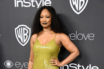Garcelle Beauvais Warner Bros. Pictures and InStyle Host 18th Annual Post-Golden Globes Party - Arrivals