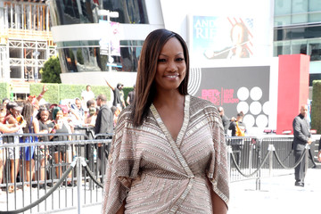 Garcelle Beauvais 2017 BET Awards - Pre-Show - Live! Red! Ready!