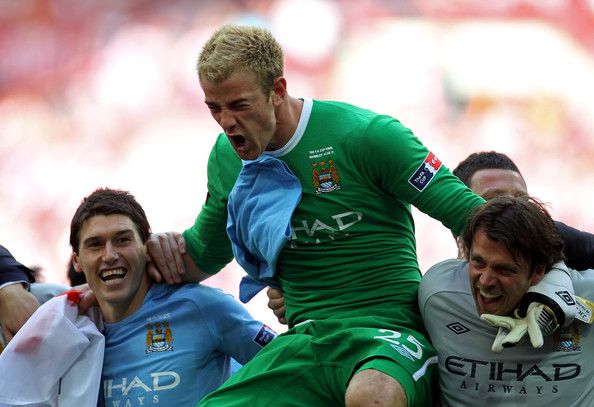 Manchester City v Stoke City - FA Cup Final []