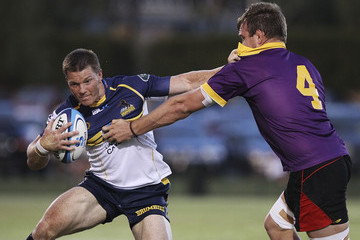 Gareth Clouston Super Rugby Trial - Brumbies v ACT XV