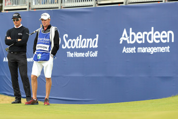 Gareth Lord AAM Scottish Open - Day One
