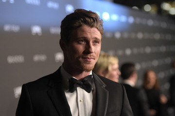 Garrett Hedlund Arrivals at the LACMA Art + Film Gala — Part 2