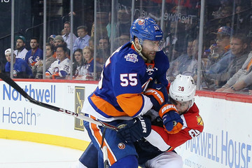 Garrett Wilson Florida Panthers v New York Islanders - Game Six