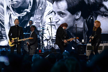 Garry Tallent Rock and Roll Hall of Fame Induction Show