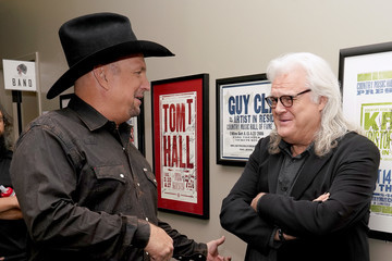 Garth Brooks Marty Stuart Performs As Artist-in-Residence At Country Music Hall Of Fame