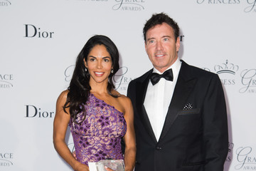 Garth Fisher 2015 Princess Grace Awards Gala With Presenting Sponsor Christian Dior Couture