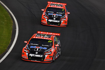 Garth Tander Supercars Auckland International SuperSprint