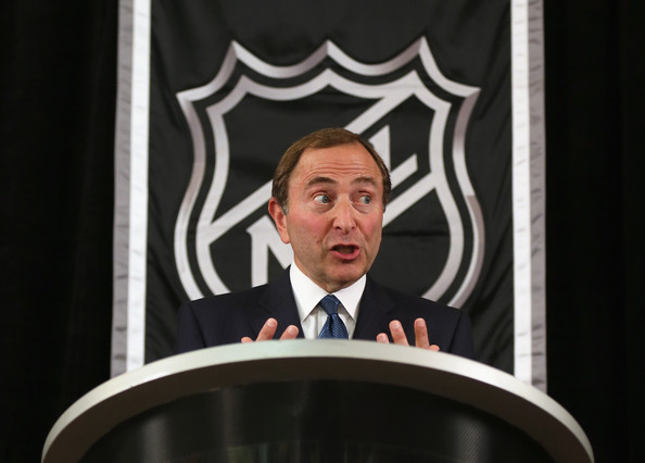 Gary Bettman - NHL Media Availability